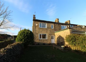Thumbnail 3 bed cottage to rent in Moorbottom Farm, Wainstalls, Halifax