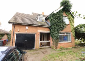 Thumbnail 3 bed detached house for sale in Merton Road, Bottesford, Scunthorpe