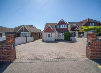 Thumbnail 4 bed detached house for sale in Lewis Road, Istead Rise, Gravesend, Kent