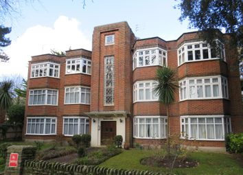 Thumbnail 3 bed flat for sale in Grove Mansions, Grove Road, Bournemouth, Dorset