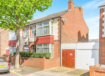 Thumbnail 3 bedroom end terrace house for sale in Portsmouth, Hampshire, England