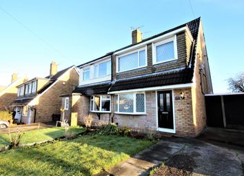 Thumbnail 3 bed terraced house for sale in Broadwood Drive, Preston