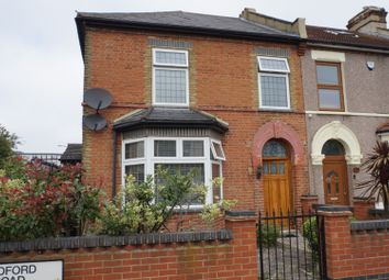 3 bed end terrace house for sale in Bedford Road, Ilford, Essex IG1