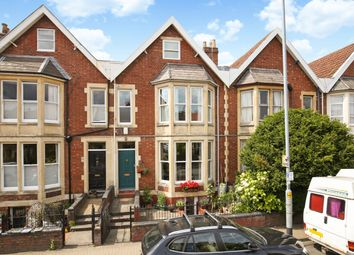 Thumbnail 4 bed terraced house for sale in Greville Road, Southville, Bristol