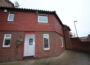 Thumbnail 4 bed terraced house for sale in Cleveland Drive, Washington
