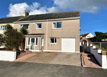 Thumbnail 4 bed semi-detached house for sale in Garth Road, Workington