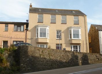 Thumbnail 4 bed flat for sale in Flat 3, Tower House, Tower Hill, Fishguard