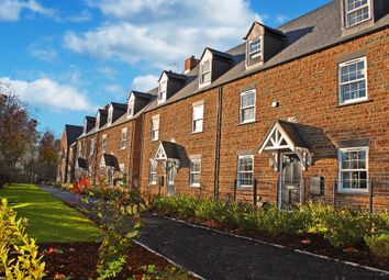 "Thumbnail 4 bed semi-detached house for sale in ""Hertford"" at The Swere, Deddington, Banbury"