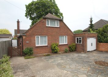 Thumbnail 3 bed bungalow for sale in Chestnut Avenue, Walderslade, Kent