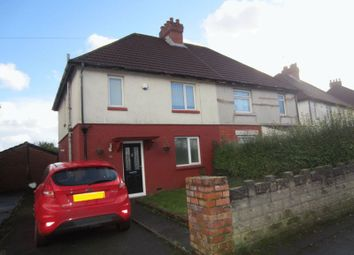 Thumbnail 3 bedroom semi-detached house for sale in Redhouse Road, Cardiff