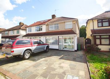 Thumbnail 3 bed semi-detached house for sale in Raeburn Road, Sidcup, Kent, UK