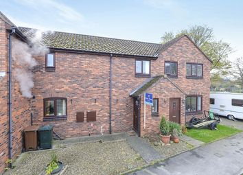 Thumbnail 3 bed terraced house for sale in The Pastures, Sherburn, Malton