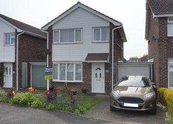 Thumbnail 3 bed link-detached house for sale in Pawlett Close, Deeping St. James, Peterborough