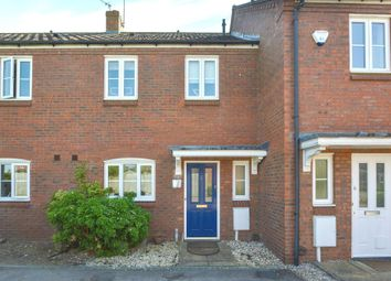 Thumbnail 3 bed terraced house for sale in Maltings Field, Castlethorpe, Milton Keynes