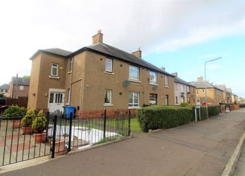 Thumbnail 2 bed flat for sale in Tweed Street, Grangemouth