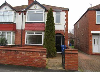 Thumbnail 3 bed semi-detached house to rent in Goldsbrough Road, Intake