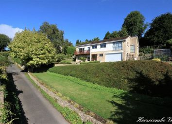Thumbnail 4 bed detached house for sale in Horsecombe Vale, Combe Down, Bath
