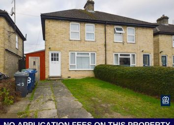 Thumbnail 4 bed semi-detached house to rent in Frenchs Road, Cambridge