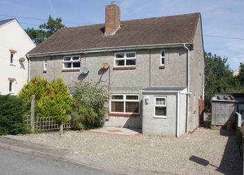 Thumbnail 3 bed semi-detached house for sale in Winch Crescent, Haverfordwest