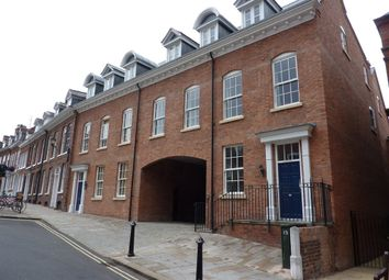 Thumbnail 1 bed flat to rent in St. Johns Hill, Shrewsbury