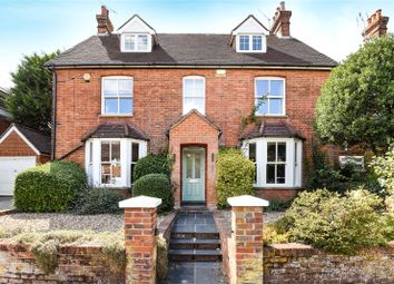Thumbnail 4 bed detached house for sale in Lower Road, Chalfont St Peter, Gerrards Cross, Buckinghamshire