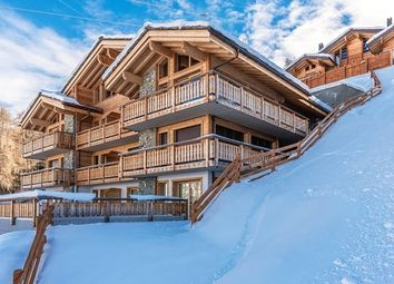 Thumbnail 3 bed apartment for sale in Luxury Ski-In & Ski-Out, Veysonnaz, Valais