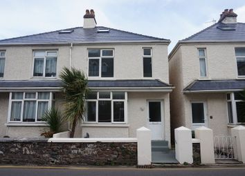 Thumbnail 3 bed property for sale in Greve D'azette, St. Clement, Jersey