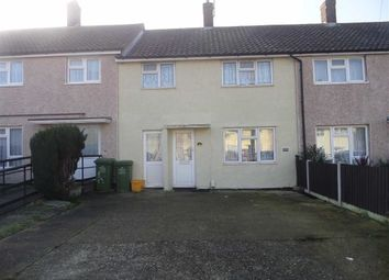 Thumbnail 3 bed terraced house to rent in Fonteyn Close, Basildon, Essex