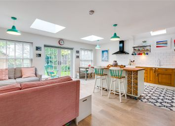 Thumbnail 3 bed end terrace house for sale in Everdon Road, Barnes, London