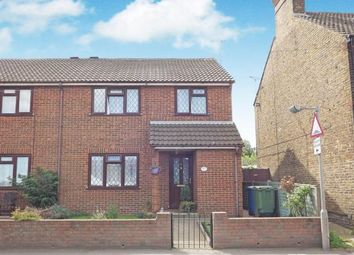 Thumbnail 3 bed semi-detached house for sale in The Street, Bapchild, Sittingbourne, Kent