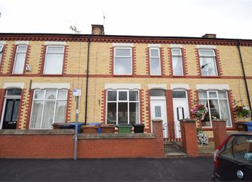 Thumbnail 3 bed terraced house to rent in Menai Road, Stockport, Cheshire