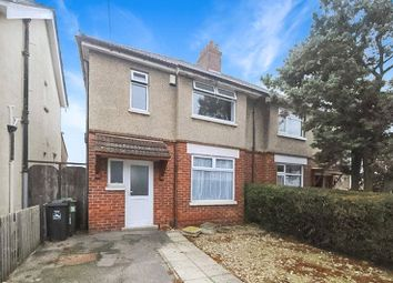 Thumbnail 3 bed semi-detached house for sale in Cranbrook Road, Parkstone, Poole, Dorset