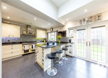 Thumbnail 4 bed end terrace house for sale in Billet Road, Marks Gate