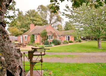 Thumbnail 3 bed detached bungalow for sale in Heyford Park, Camp Road, Upper Heyford, Bicester
