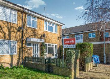 Thumbnail 3 bed end terrace house for sale in Fern Walk, Murston, Sittingbourne