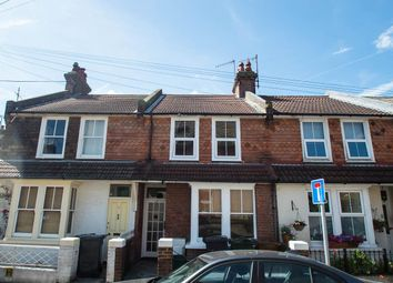 Thumbnail 3 bed terraced house for sale in Lower Road, Eastbourne