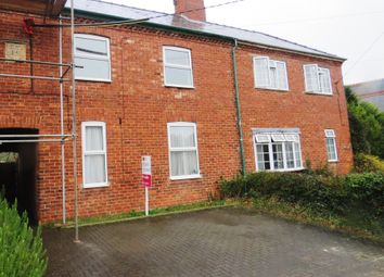 Thumbnail 3 bed terraced house for sale in Church Street, Wragby, Market Rasen