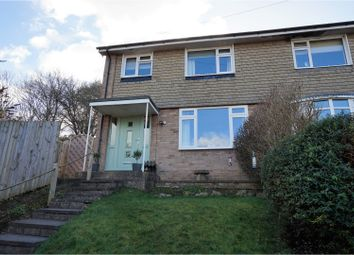 Thumbnail 3 bed semi-detached house for sale in Woodhouse Drive, Rodborough, Stroud