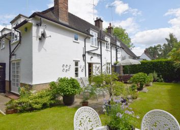 Thumbnail 3 bed cottage for sale in Creswick Walk, Hampstead Garden Suburb, London