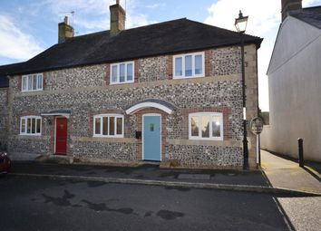 Thumbnail 3 bed semi-detached house for sale in The Green, Stratton, Dorchester