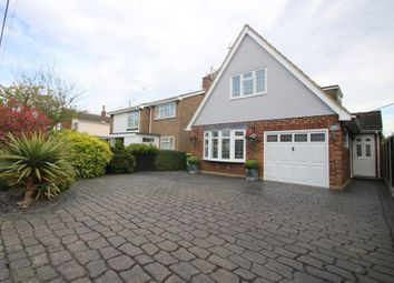 Thumbnail 3 bed detached house for sale in Orchard Avenue, Hockley