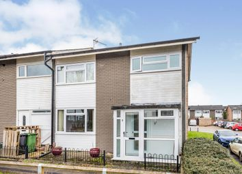 Thumbnail 3 bed end terrace house for sale in West Ham Close, Basingstoke