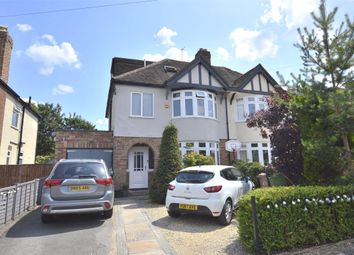 Thumbnail 4 bed semi-detached house for sale in Eldon Avenue, Cheltenham, Gloucestershire