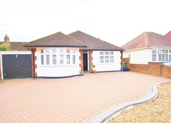 Thumbnail 3 bed detached bungalow for sale in Heathside, Hounslow