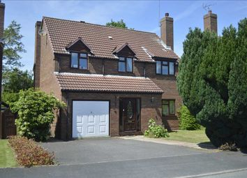 Thumbnail Detached house for sale in The Paddock, Coven, Wolverhampton