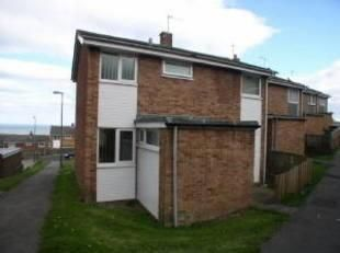 Thumbnail 3 bed detached house to rent in Davies Walk, Horden, Peterlee