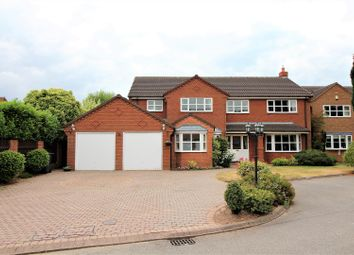 Thumbnail 5 bed detached house for sale in Boley Cottage Lane, Lichfield