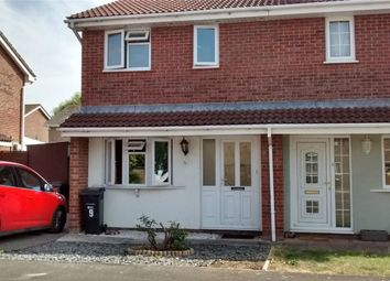 Thumbnail 3 bed semi-detached house to rent in Sandpiper Road, Bridgwater
