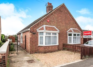Thumbnail 1 bed semi-detached bungalow for sale in High Street, Eye, Peterborough