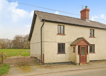 Thumbnail 1 bed semi-detached house to rent in Walton, Presteigne, Walton